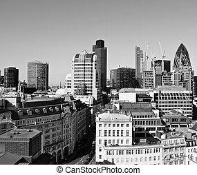 cidade, Londres