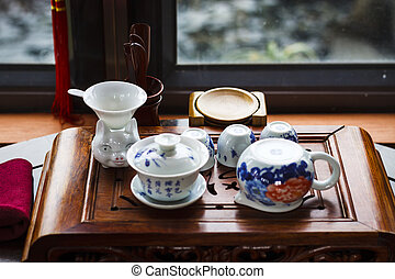 Chinese Tea. - traditional Chinese tea culture