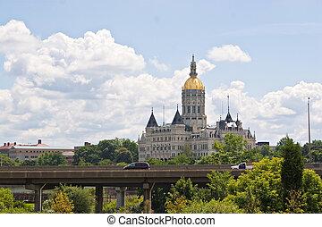 Hartford Capitol Building