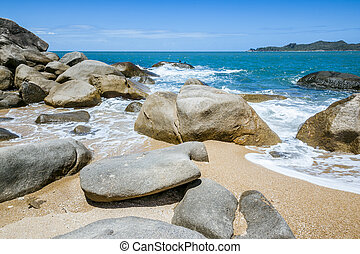 Magnetic Island Australia - An image of the Magnetic Island...