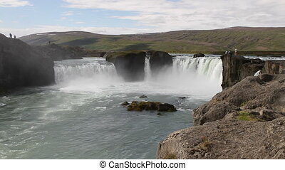 Godafoss - The Godafoss is one of the most spectacular...
