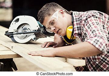 木匠, 工作