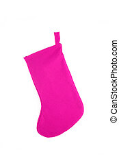 christmas stocking - festive christmas stocking hanging...