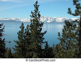 3,  Nevada,  -, lago,  tahoe