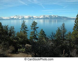 Nevada,  2,  -, lago,  tahoe