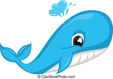 Blue Whale Clip Art