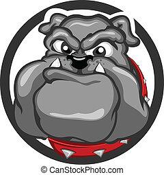 Angry Bull Dog