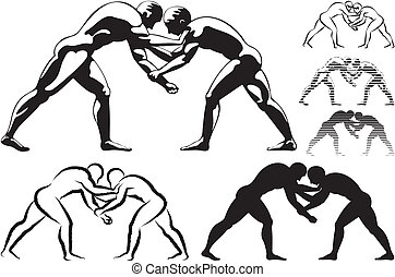 wrestling - freestyle or greco-roman wretsling style