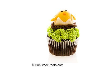 Cupcakes, イースター