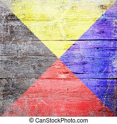 International maritime signal flag - Zulu, international...