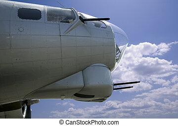 b-17, nos, uzbrojenie