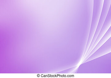 Pink Purple Soothing Vista Curves Abstract Background...