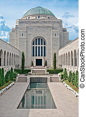 Australian War Memorial - The Australian War Memorial in...