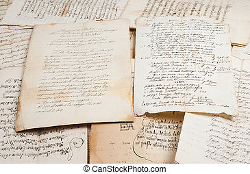 manuscripts of the 17001800 century