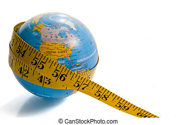 Obese World - The concept of the overwhelming issue of...
