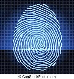 Fingerprint - fingerprint identification system