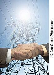 エネルギー, 契約