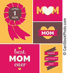 Mothers Day Greeting Card - Greeting card design for Mothers...