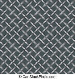 steel grating pattern - seamless steel grating pattern with...