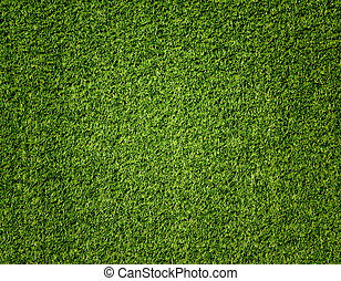 Green artificial turf pattern ,texture for background