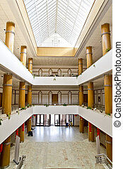 Entrance Hall - Photography Of An Entrance Hall To An...