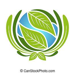 Green plane icon