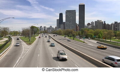 Chicagos Lake Shore Drive - Chicagou2019s Lake Shore Drive...