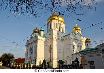 Orthodox churches in Russia