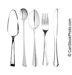 fork, spoon,knife