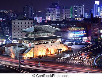 Seul, portão