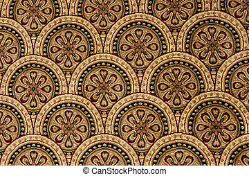 carpet design - a colorful close up background image of a...