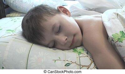 baby sleeps in a serene atmosphere,