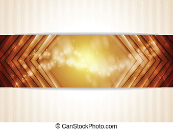 Abstract vector business background - Abstract business...