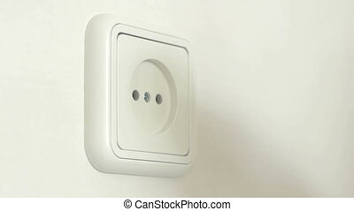 On and Off the Plug - Turn on and off electrical plug