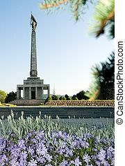 slavin - Slavín in Bratislava is a memorial monument and...