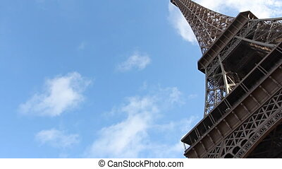 Eiffel Tower from below v5