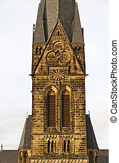 St Peter and Paul church, Germany - St Peter and Paul church...