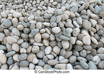 stones in the quarry