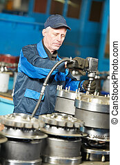 experienced industrial assembler worker - adult experienced...