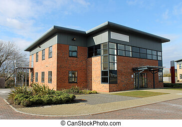 Modern office building available for rent in business park