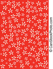 Japanese pattern background - This is a picture of Japanese...