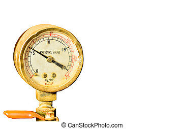 pressure measuring - Old pressure measuring