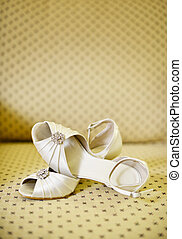 Bridal shoes - Elegant and stylish bridal shoes
