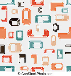 Abstract background - Abstract spare parts background -...