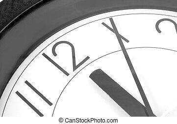 12, 時計