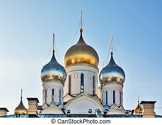 Conception Convent, Moscow, Russia - Cathedral of the...