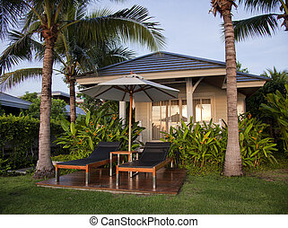 Ocean view holiday home - Luxurious ocean view holiday home...