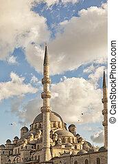 Suleiman Mosque Istanbul
