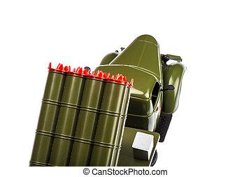 Multiple rocket launcher 3
