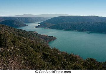 River krka national park